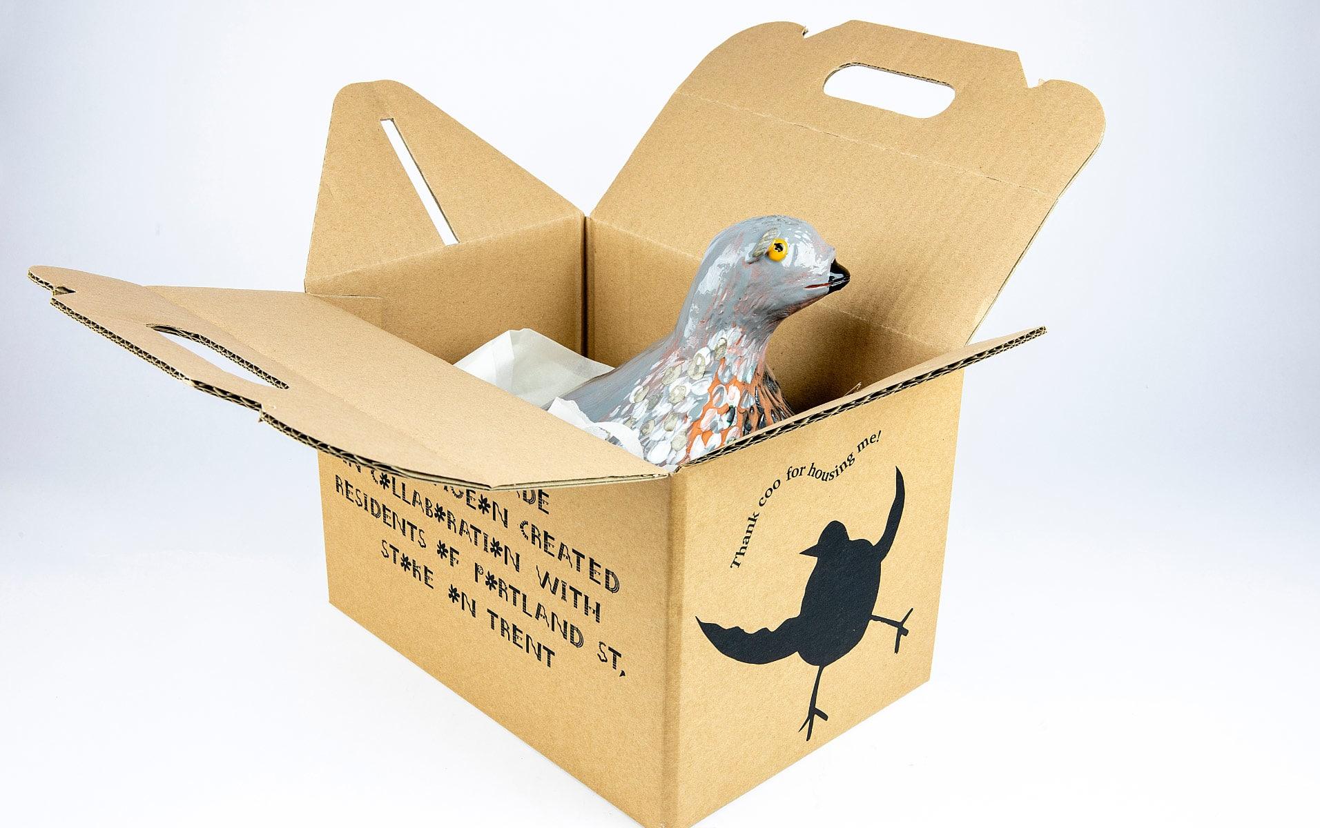 final pigeons