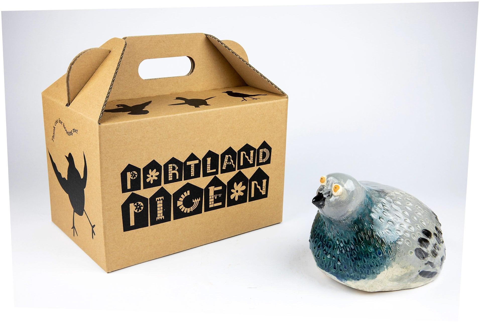portland pigeon box